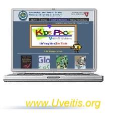 Link to Kids Uveitis website